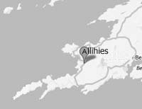 map allihies